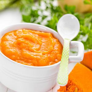 Bowl of puree